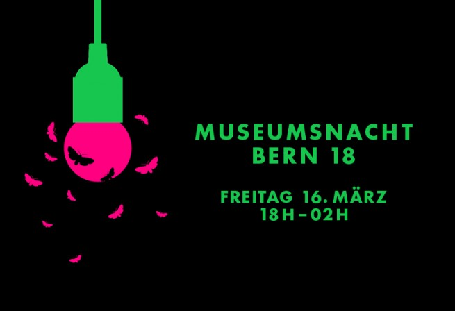 Bern Museum Night 2018